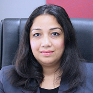 Shuchi Thakur, COO of CellDe Innovation Labs Pvt. Ltd.
